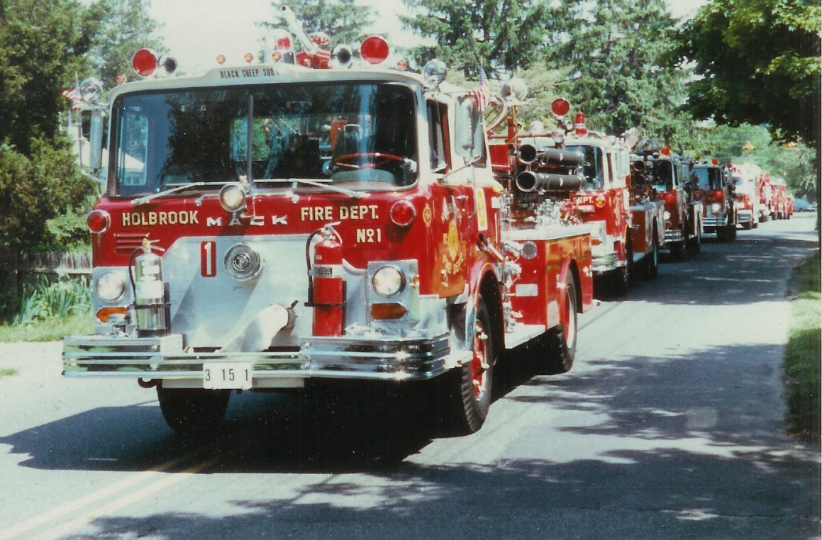 Holbrook Fire Department
