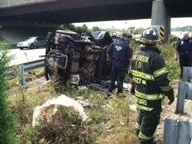 Car Accident In Union Springs Al