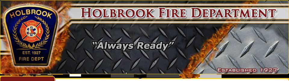 Holbrook Fire Department - Suffolk County, New York